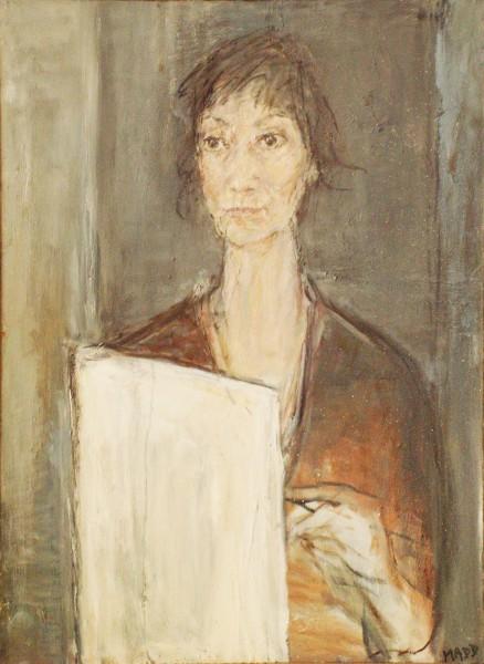 Autoportrait Madd Nelson - 2001